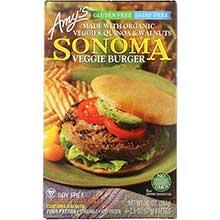 Organic Sonoma Veggie Burger