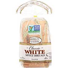 Berlin Natural Bakery White Spelt Bread
