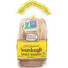 Berlin Natural Bakery Sourdough Spelt Bread