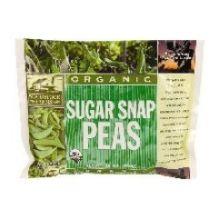 Woodstock Farms Organic Sugar Snap Pea 10 Ounce