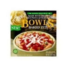 Organic Soy Baked Ziti Bowl