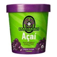 Sambazon Organic Acai Sorbet 1 Pint
