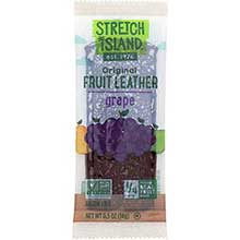 Stretch Island Harvest Grape Fruit Leather 0.5 Ounce