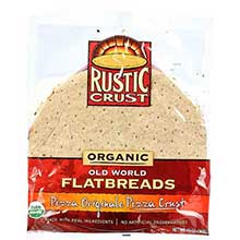 Rustic Crust Organic Old World Originale Pizza Crust 13 Ounce