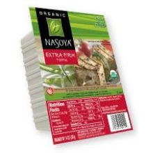 Nasoya Foods Organic Extra Firm Tofu 14 Ounce