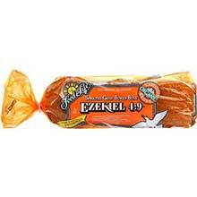 Organic Ezekiel 4 9 Sprouted Grain Bun