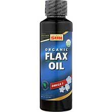 Organic Liquid Gold Flax Oil