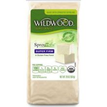 Organic Super Firm Sprouted Tofu