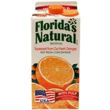 Natural Orange Juice