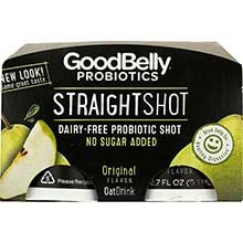 Straight Shot Probiotic Drink