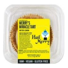 Meyer Lemon Miracle Tart