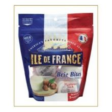 Brie Bites Soft Ripened French Cheese