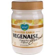 Gourmet Roasted Garlic Vegenaise
