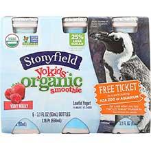 Organic Very Berry Smoothie