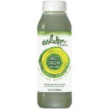 Sweet Greens with Lemon Juice Blend