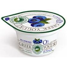Fruit of the Bottom Blueberry Greek Yogurt