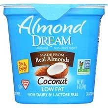 Non Dairy Low Fat Coconut Yogurt
