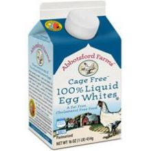 Cage Free Pasteurized Liquid Egg