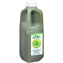 Sweet Greens and Lemon Vegetable and Fruit Juice Blend
