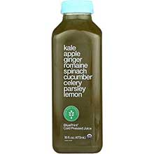 Blueprint juice at foodservicedirect organic kale apple ginger juice malvernweather Choice Image