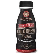 Triple Shot Cold Brew Coffee