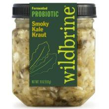 Probiotic Smoky Kale Kraut