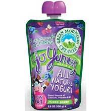 Yo Yummy Mixed Berry Yogurt