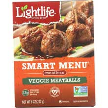 Smart Menu Meatless Veggie Meatball