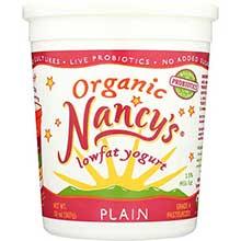 Nancys Organic Plain Yogurt 32 Ounce