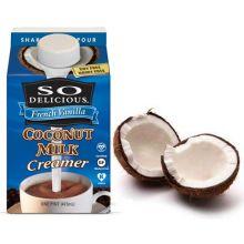 French Vanilla Coconut Milk Creamer