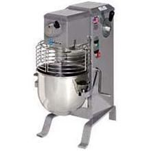 Univex 12 Quart Planetary Mixer Without Pto Hub Stainless Bowl Chute Batter Beater And Wire Whip ModelSrm12