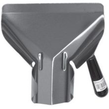 Left Handed Stainless Steel Scoop French Fry Bagger