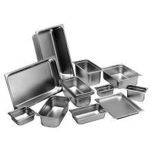 Half Size Anti-jam Steam Table Pan 2 Quart Capacity - 58201