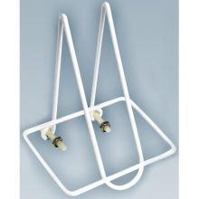 White Medium Bar Ice Scoop Holder