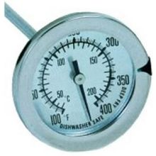 Comark Dial Candy/Deep Fry Thermometer 100 to 400 Degree Fahrenheit