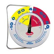 Bi Metals HACCP Refrigerator and Freezer Thermometer