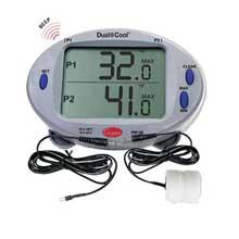 Digital Dual Cool Panel Thermometer Kit 1