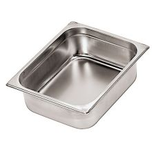 Stainless Steel Hotel Pan 10.5 x 4 inch