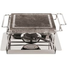 Stone Grill Set 9 inch