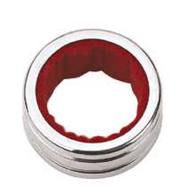 World Cuisine Paderno Chromed Wine Drop Catcher 2 inch Diameter