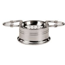 Stainless Steel Tea Strainer and Holder