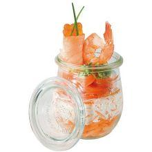 Mini Tulip Glass Jar
