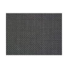 Plastic Black Placemat Set