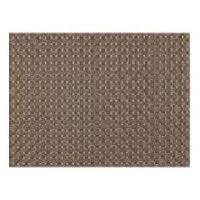Plastic Chocolate Brown Placemat Set