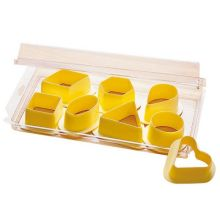 Plastic Pastry Cutter Set