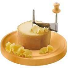 Stainless Steel Girolle Cheese Scraper