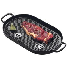Oval Cast Iron Grill