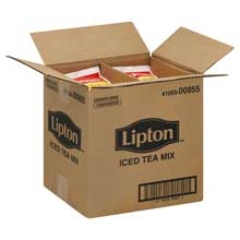 Lipton Lemon Iced Tea Mix - 12 oz. pouch