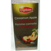 Lipton Cinnamon Apple Herbal Tea - 28 tea bags