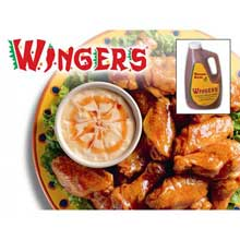 Golden Dipt Wingers Sauce
